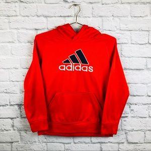 Adidas Boys Medium 10/12 Hoodie